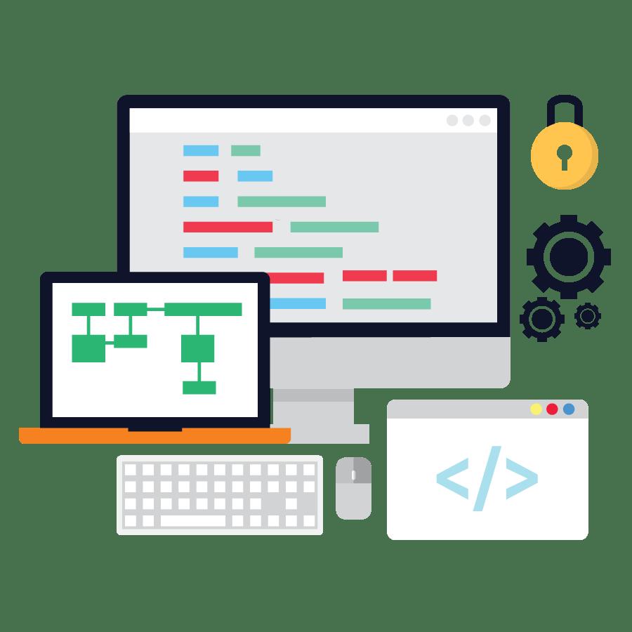 Betaalbaar web development bij Full service online marketing bureau Rubix Marketing